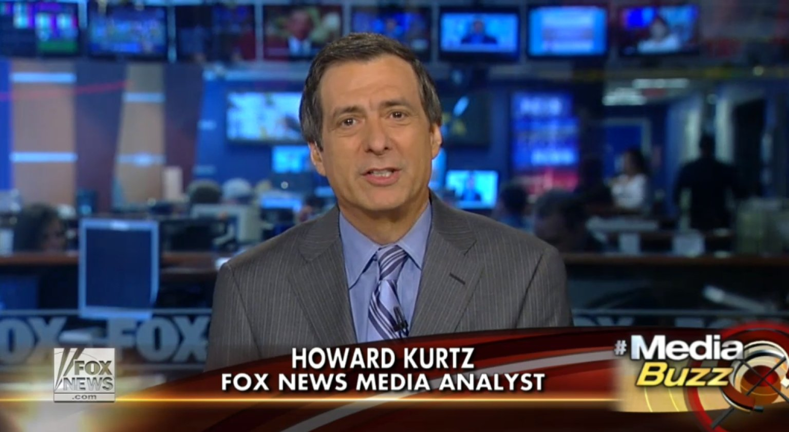 Fox News Mistakenly Posts Graphic Showing it's Least To Be Trusted