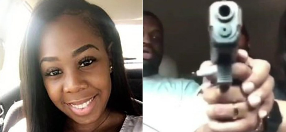 Shocking Video Shows Texas Man Shot In The Head By Woman Playing With Gun on Facebook Live