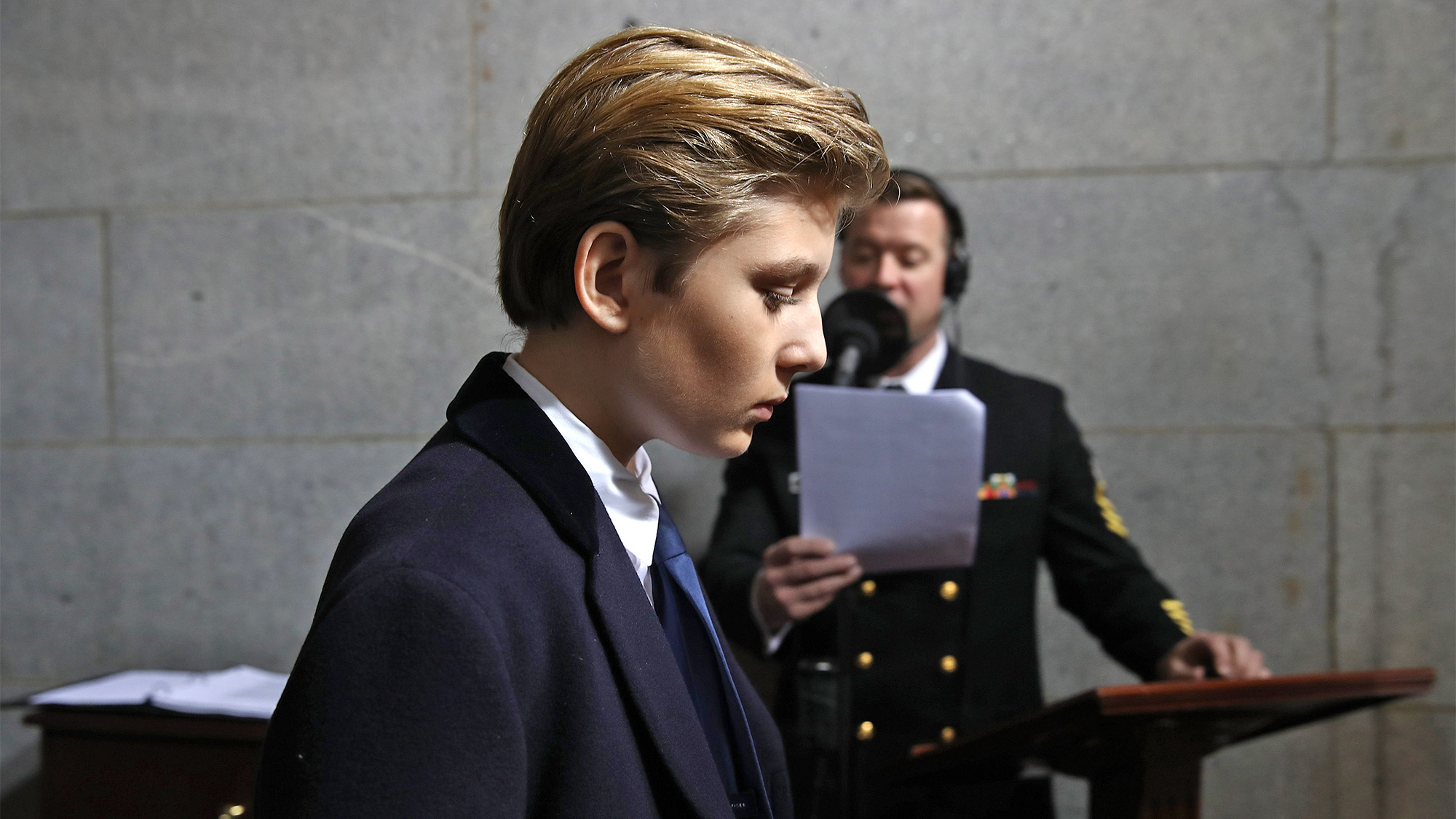 Report: Barron Trump Is Being VICIOUSLY Bullied At School
