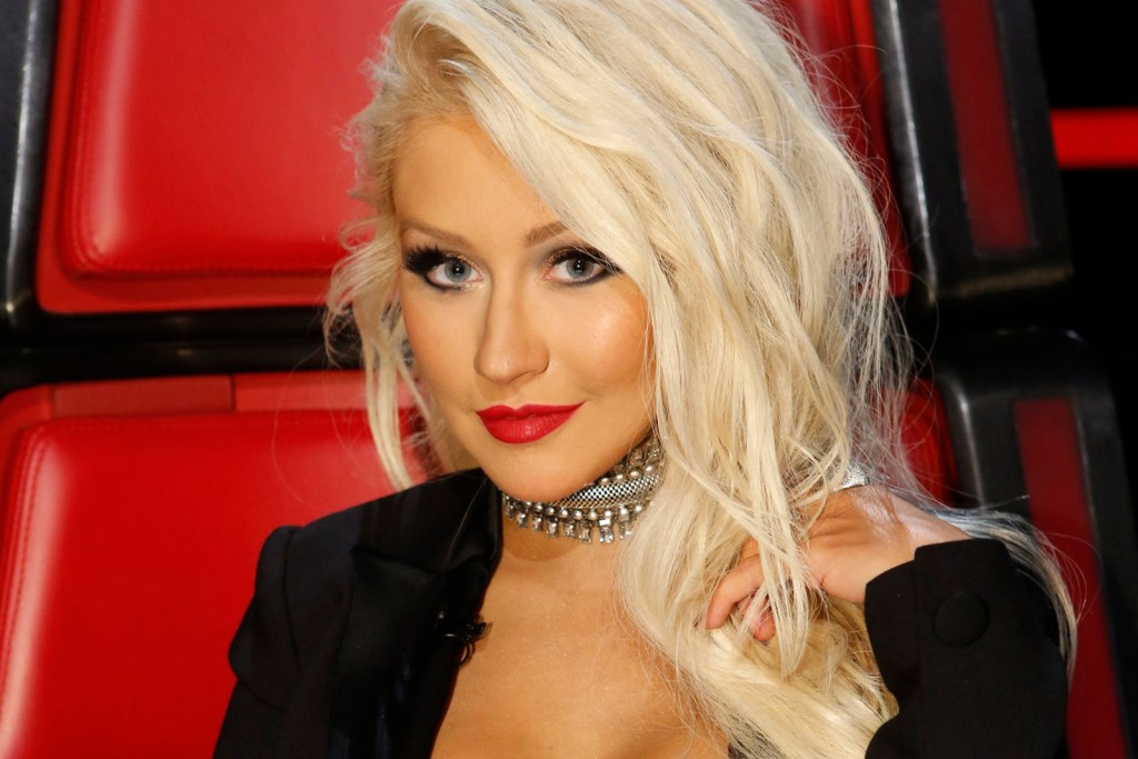 "Christina Aguilera slams 'The Voice' ""It's not about music"""