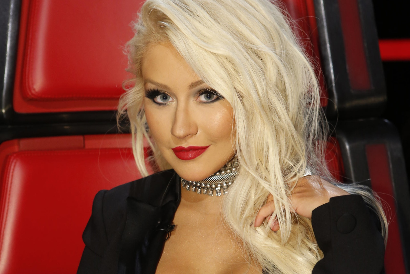 """Christina Aguilera slams 'The Voice' """"It's not about music"""""""
