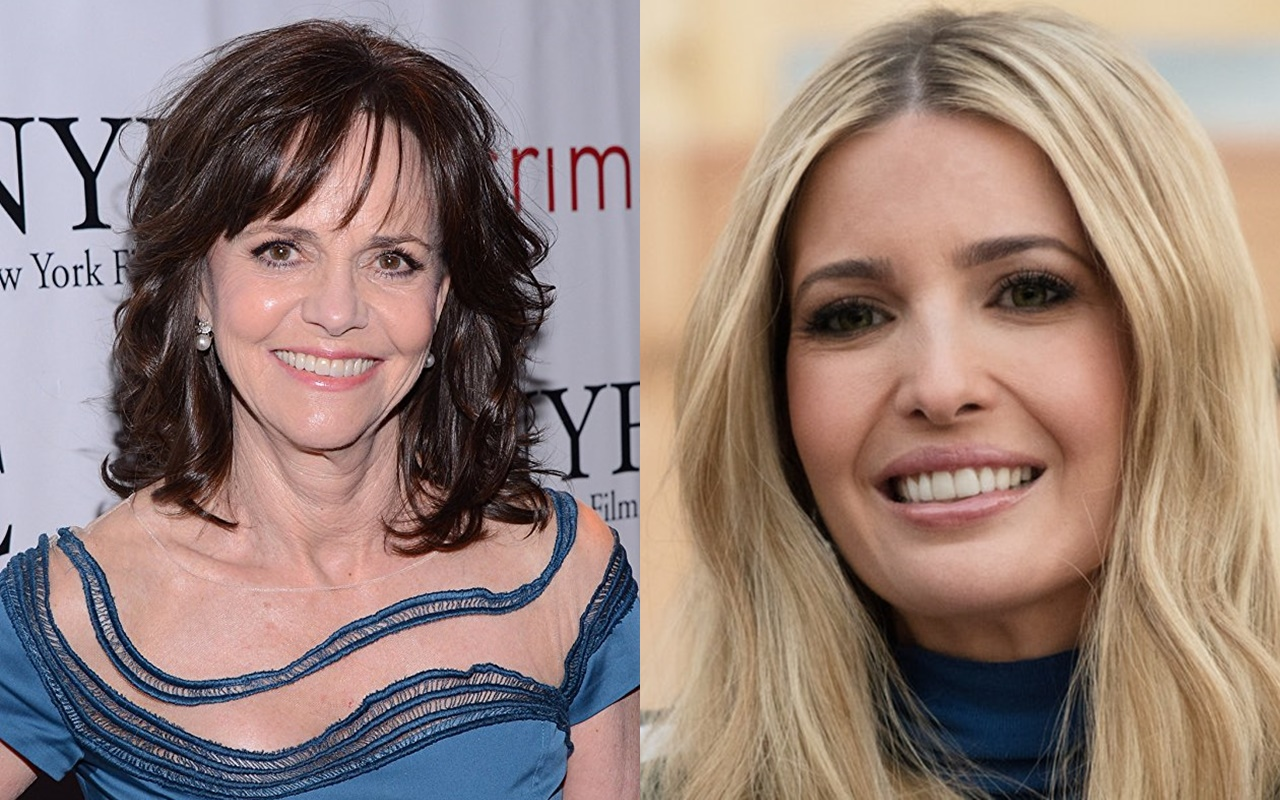 Sally Field's Tweet On Samantha Bee's Ivanka Trump Comment Is Unbelievable