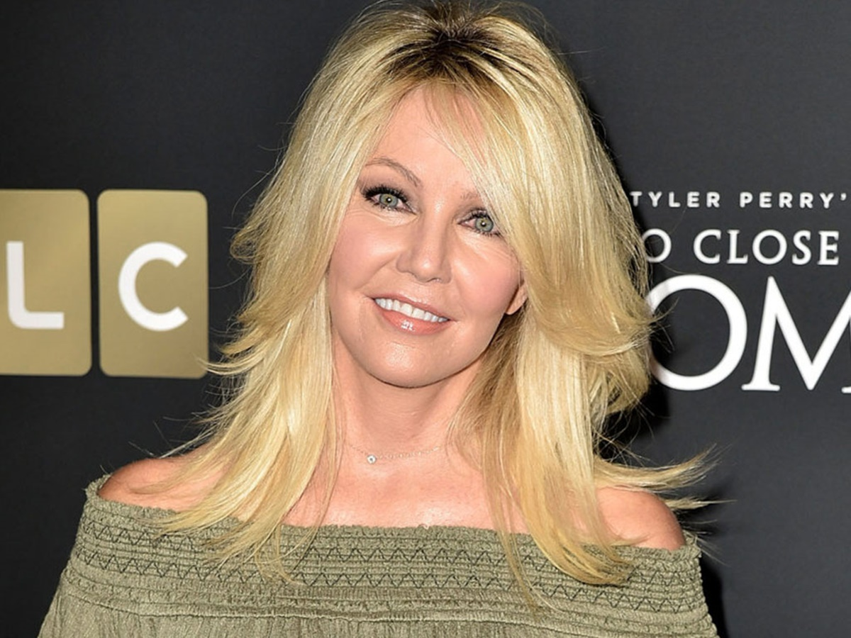 Heather Locklear Hospitalized After Making Threat To Kill Herself: Report