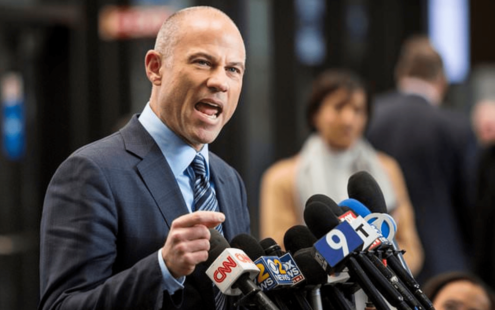 Attorney Michael Avenatti Arrested; Charged With Financial Crimes by Federal Law Enforcement Officials