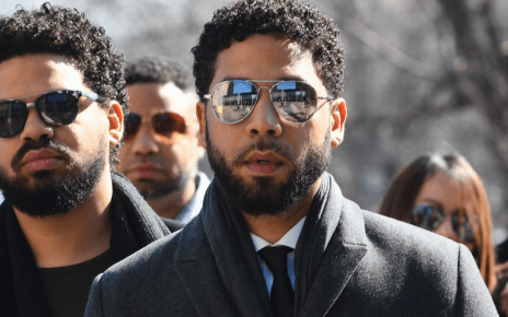 "All charges against Jussie Smollett have been dropped and ""his record has been wiped clean"""