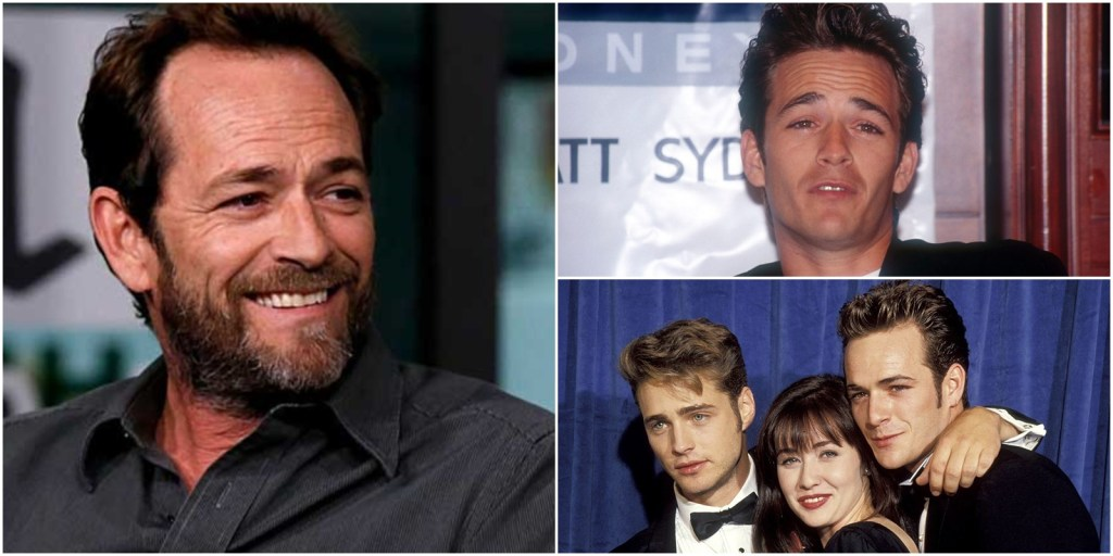 Luke Perry, star of 'Beverly Hills, 90210' dead at 52