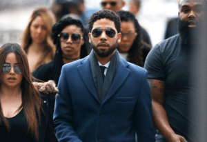 "FBI is ""reviewing"" the dismissal of the charges against Jussie Smollett"