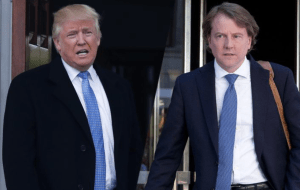 Nadler Vowed To Hold McGahn In Contempt of Congress, and To Hold Donald Trump Accountable