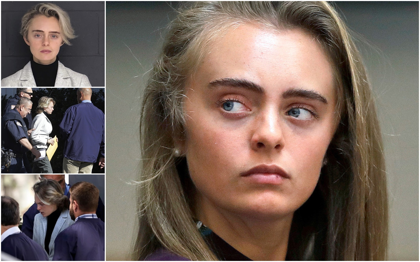 Michelle Carter, Woman Convicted of Convincing Boyfriend To Commit Suicide, is Denied Parole