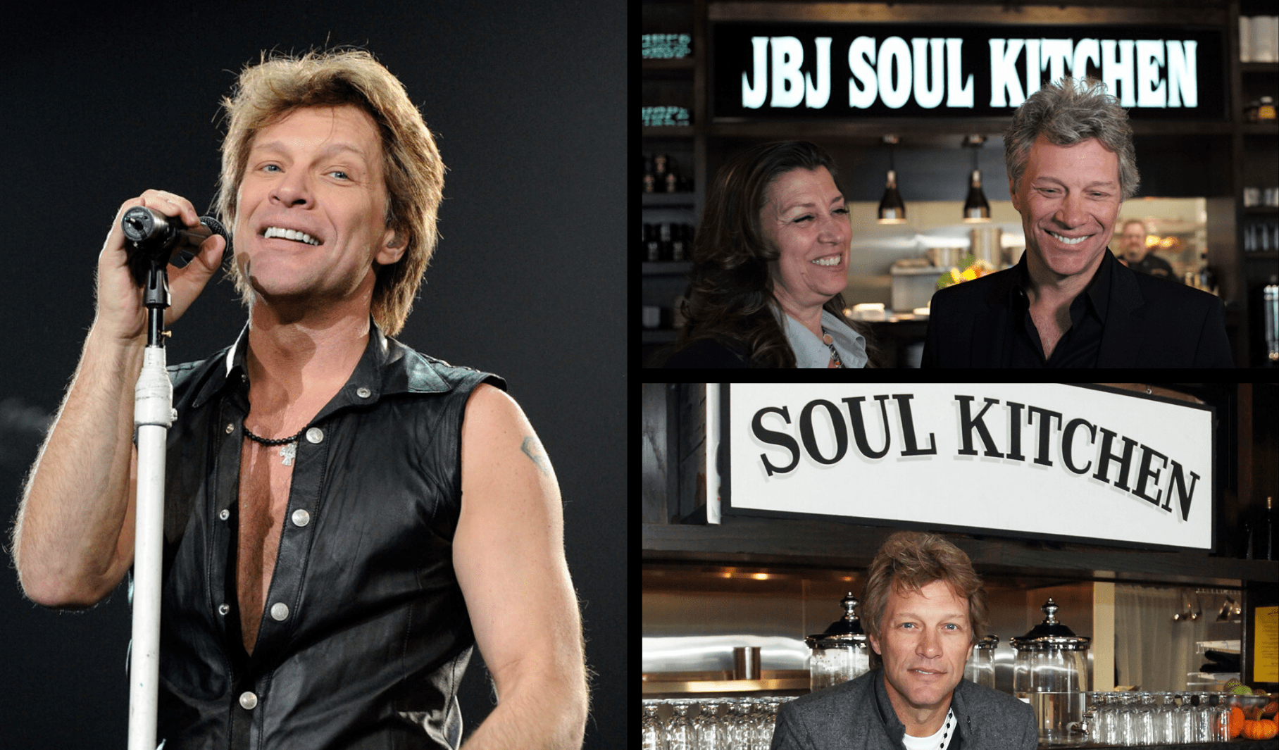 """The way to feel good is to do good"" Rocker Jon Bon Jovi Talks Feeding The Homeless To 'CBS Sunday Morning'"