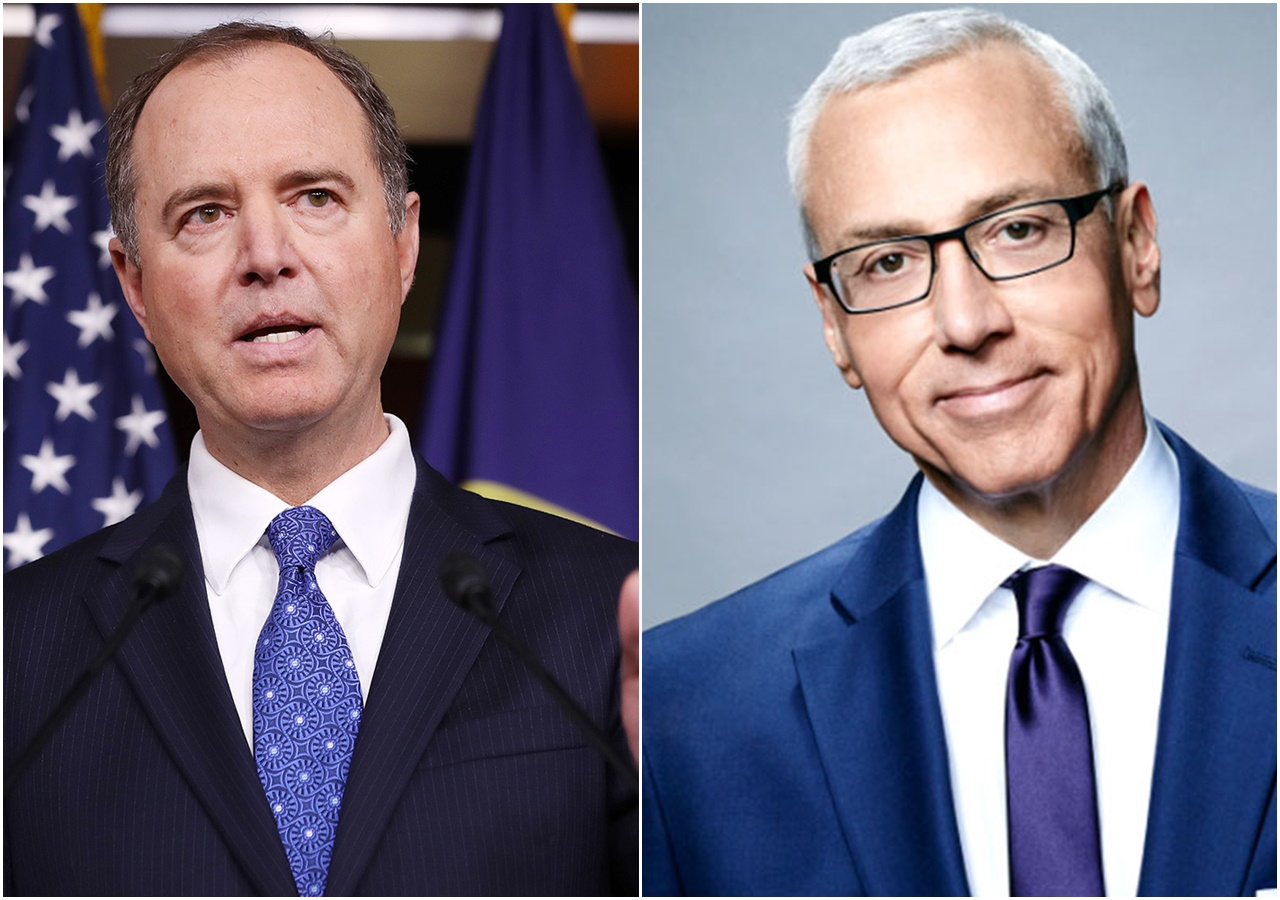 Dr. Drew talks potential congressional run against (D-Calif.) Adam Schiff