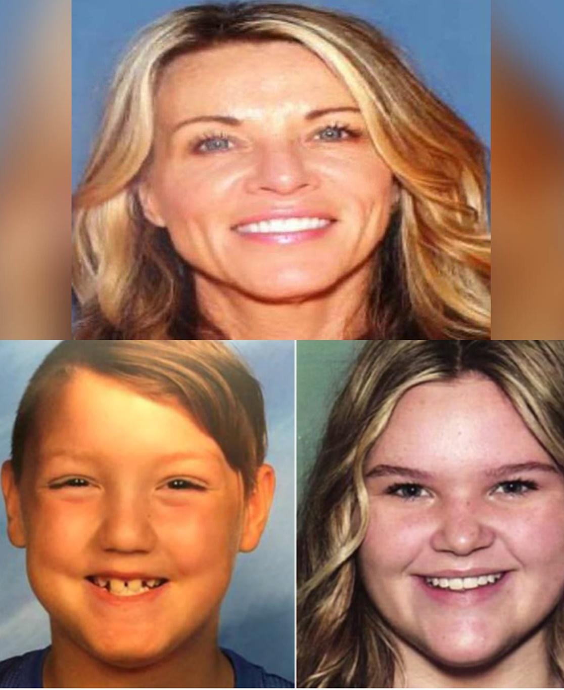 Mom Of Missing Idaho Kids Arrested In Hawaii, Held On $5 Million Bond