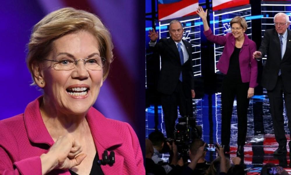 In the fierce 2020 Democratic presidential debate, 1 winner and 5 losers