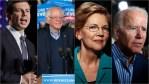 Buttigieg Leads In The Iowa Caucus; Biden Falls To Fourth