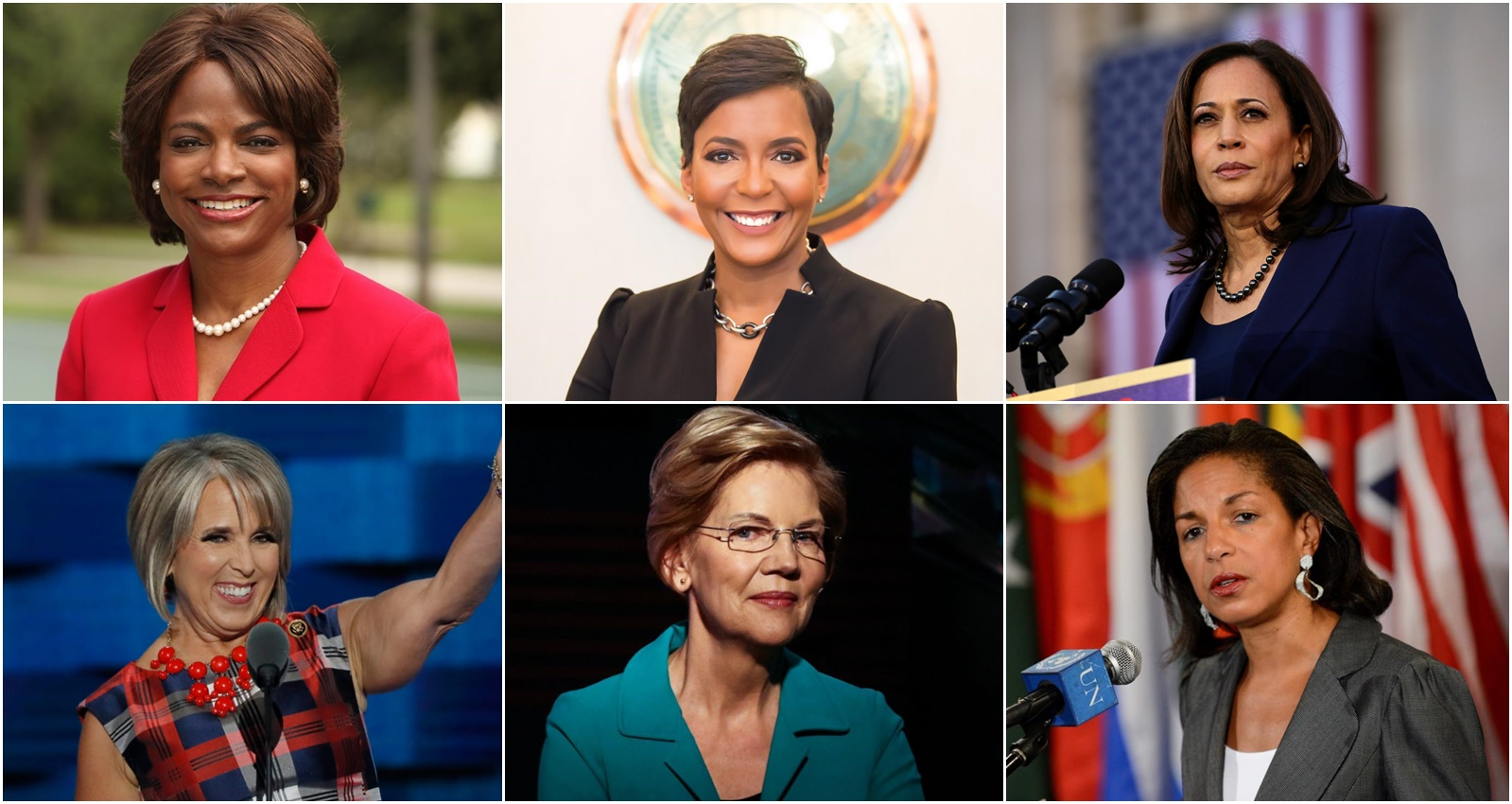 Biden narrows down his list of VP picks and 4 Black women are in contention
