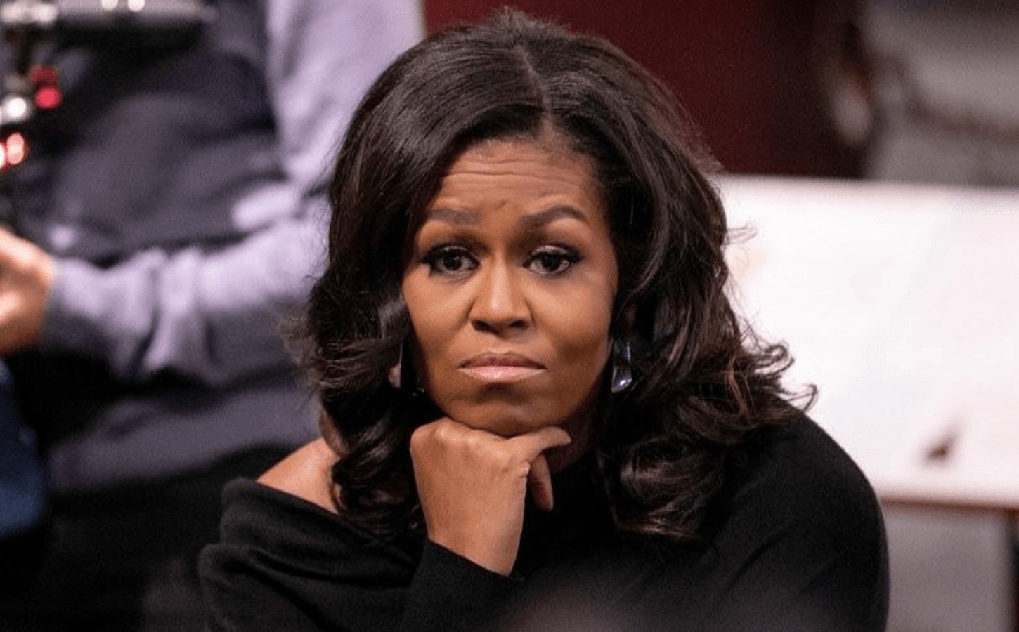 Michelle Obama Suffers a 'low-grade depression' triggered by Trump's 'hypocrisy'
