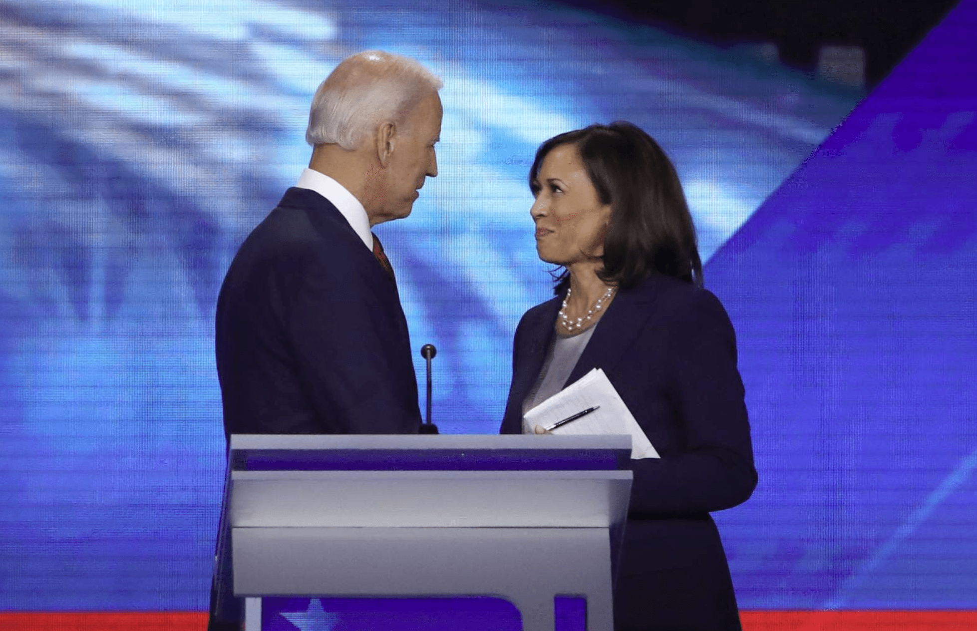 Joe Biden selects California Sen. Kamala Harris as running mate