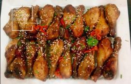 Teriyaki Chicken HK