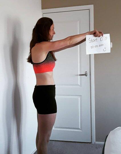 mijn start droog trainen protocol vrouwen