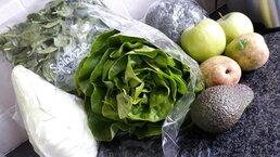 groen dieet programma boodschappen