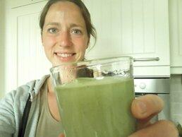 groen dieet programma smoothie