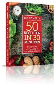 50 recepten in 30 minuten receptenboek