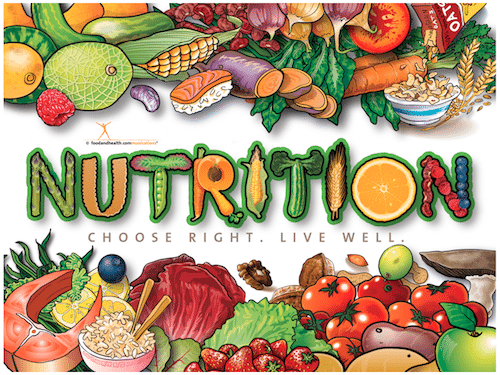 How to Make an Engaging Nutrition Poster – Food and Health ...