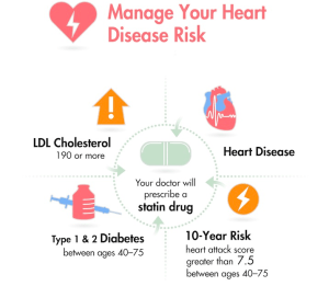 Heart Disease Risk and Statins