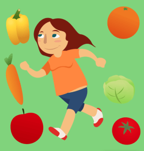 Stay Active, Eat Healthy