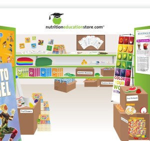 ALL NEW Nutrition Education Materials
