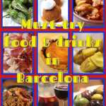 Must-try food & drinks in Barcelona