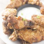 Five-Spice Baked Chicken Wings