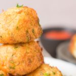 Potato and Zucchini Bites