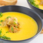 Yellow Pepper Soup