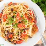 Roasted Breadcrumbs and Cherry Tomatoes Pasta MainPic