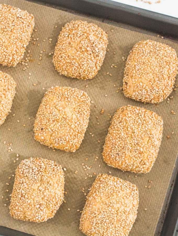 Sicilian Sesame Seed Cookies PIC3
