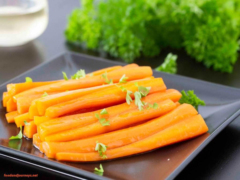 Carrots with Marsala (Carote al Marsala)