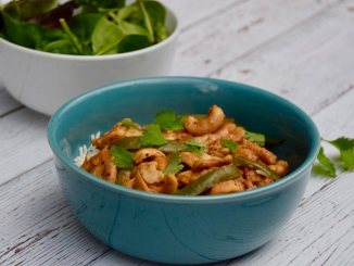 10-Minute Cashew Chicken | Food & Nutrition | Stone Soup