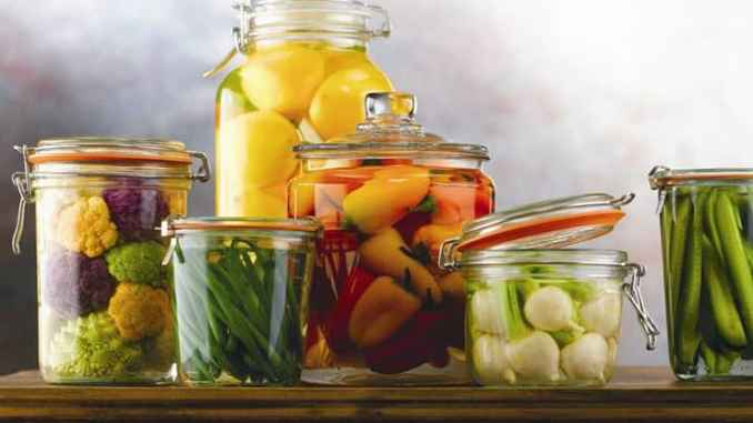 The History And Health Benefits Of Fermented Food Food Nutrition
