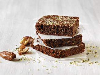 Chocolate Quinoa Energy Bars