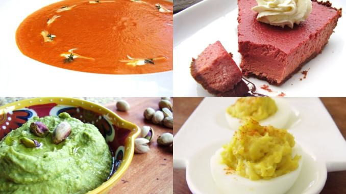 7 Ways to Add Natural Color to Food - Food & Nutrition Magazine