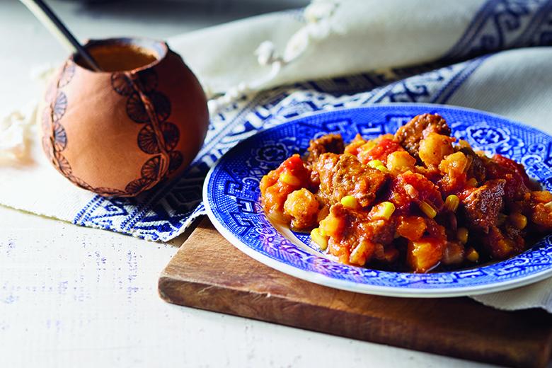 Hominy Stew