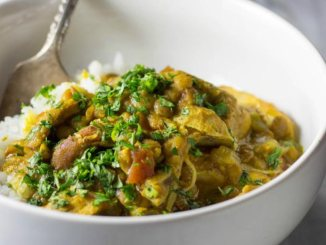 Pressure Cooker Indian-Inspired Coconut Chicken   Food & Nutrition   Stone Soup