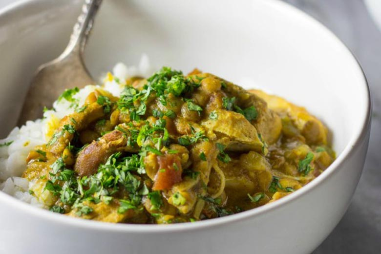 Pressure Cooker Indian-Inspired Coconut Chicken | Food & Nutrition | Stone Soup