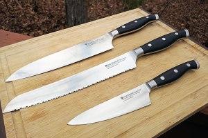 Swiss Diamond Knives