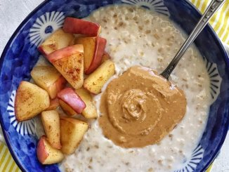 Apple Cinnamon Steel Cut Oats | Food & Nutrition | Stone Soup