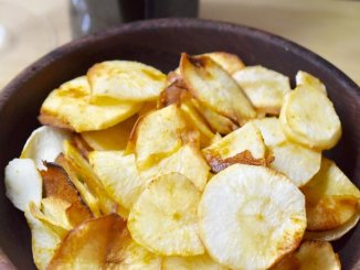 Baked Cassava Chips | Food & Nutrition | Stone Soup