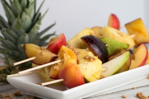 4 Ways to Enjoy Grilled Fruit