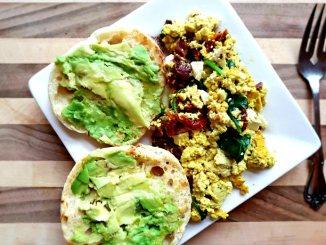 Greek Tofu Breakfast Scramble | Food & Nutrition | Stone Soup