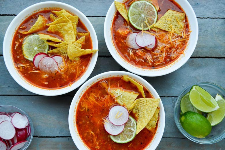 Chicken Tortilla Soup | Food & Nutrition | Stone Soup
